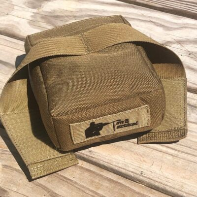 Shooting Bag –  2 inch bag for Grayops support plate – Arca plate