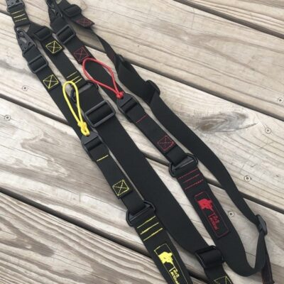 Gun Sling – WIDE Contrast Stitching Multipoint rifle sling