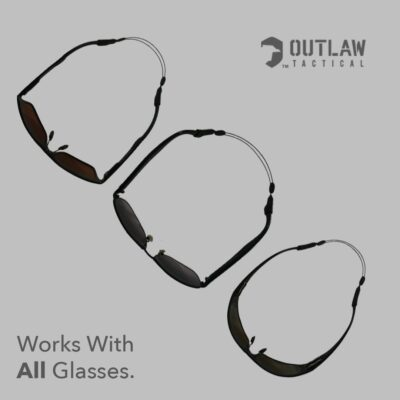 Eyewear – OUTLAW TACTICAL GLASSES RETAINING CORD