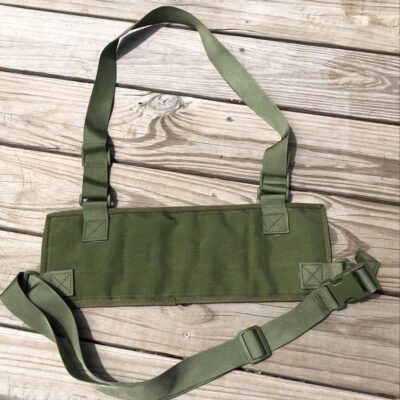 Ammo Carrier Rig – Quick Rig Lighting Ammo Chest Carrier