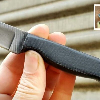 Compact Knife –  Anza Knives – (33) 5-10 M