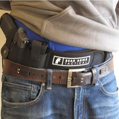 Belly Band Holster – Bear Armz Concealed Carry – Tactical Waist